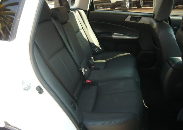 2011 Subaru Forester -Back Seat