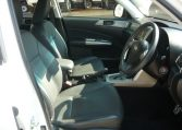 2011 Subaru Forester - Front Seats