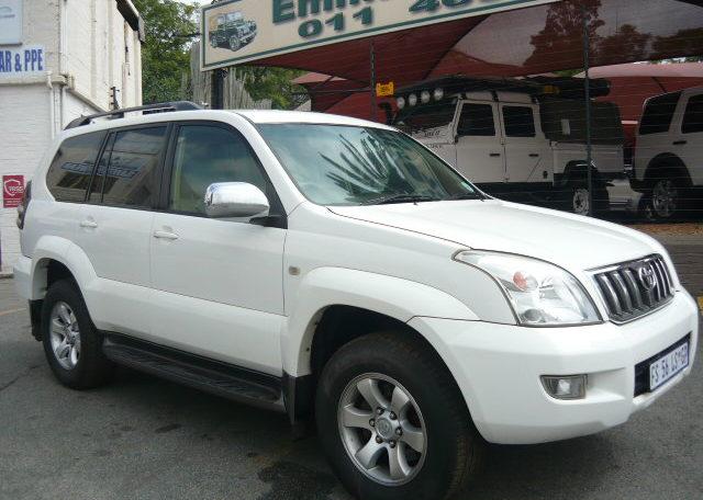 Toyota Prado 4.0L