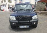 2006 Mahindra Scorpio 2.6 Turbo 4x2 154 800 KM