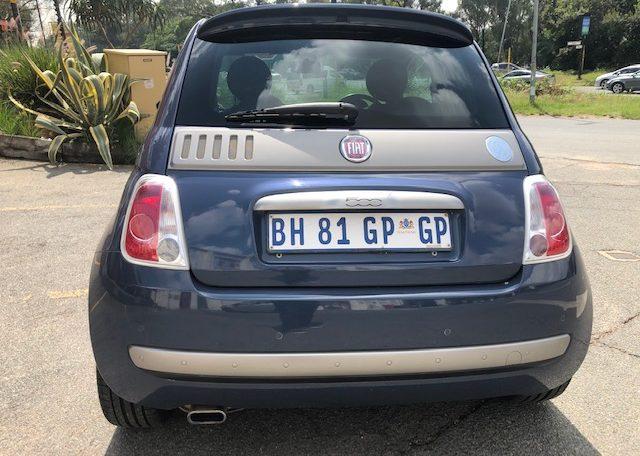 Fiat 500 1.4 By Diesel